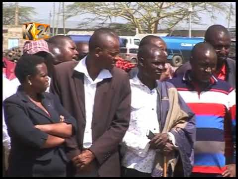 Narok leaders urge Chinese contractor to employ locals