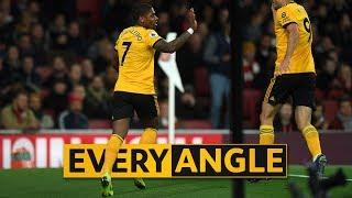 Cavaleiro v Arsenal |  Every Angle