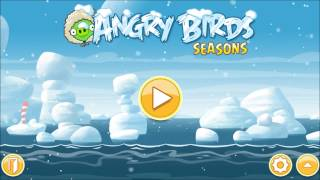 Arctic Eggspedition Theme [HQ] - Angry Birds Seasons