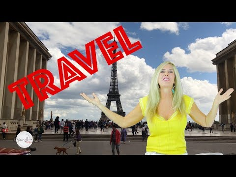 Travel Around the World with Me!  New Travel Show