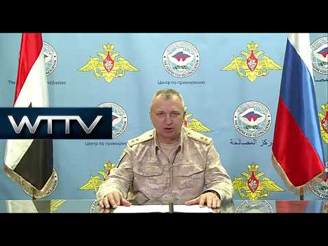 Syria: Russian forces clear Syrian infrastructure from mines - Russian MoD