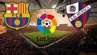 Barcelona Vs Huesca 8 - 2 All Goals and Extended Highlights