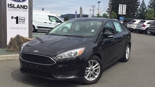 2015 Ford Focus SE Sedan Review | Island Ford(View photos and more info at http://live.cdemo.com/brochure/idZ20160503120946930886. This is a 2015 Ford Focus with 5-Speed M/T transmission Silver[Ingot ..., 2016-05-03T20:02:41.000Z)
