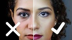 3c23f53651084 Hooded eyes makeup مكياج لتكبير العيون (العيون المبطنة) - Duration  8 30.