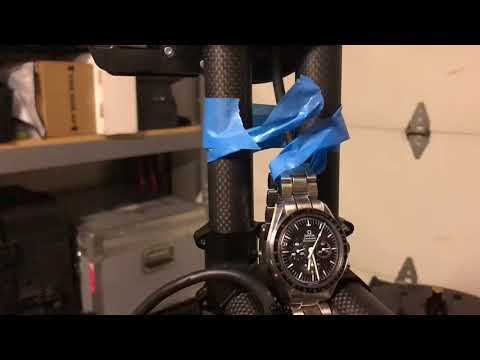 MōVI XL with Fiber Optic Gyro Drift Test From Chris Herr