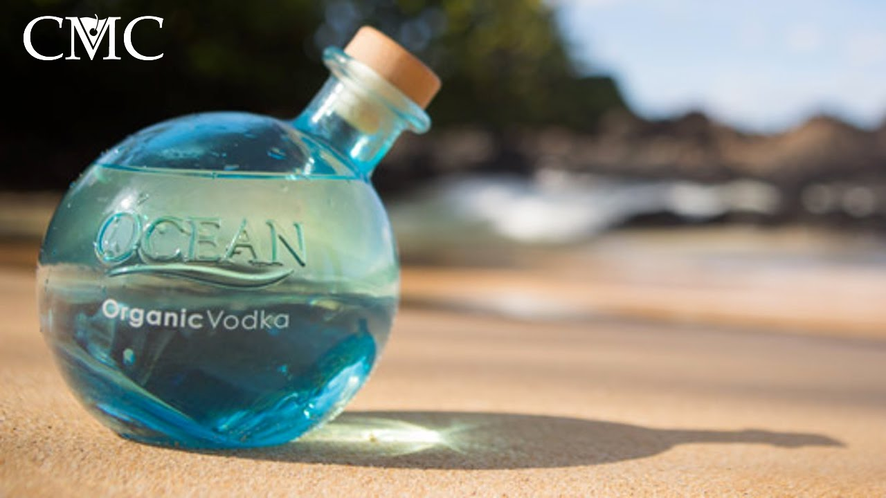 Ocean Vodka Review, Organic Vodka