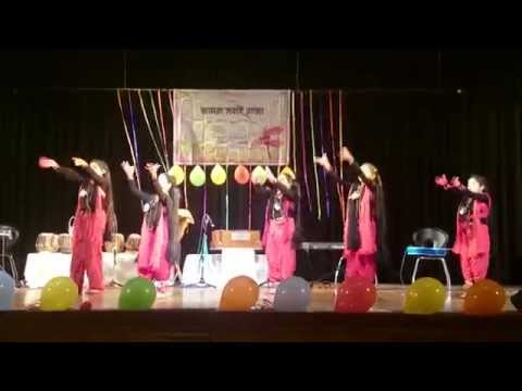 Kali Stotram Hung Hung Kare perormed by Natmandir Youth Group choreographed by Anurekha Ghosh