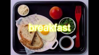 Learning Korean: breakfast 아침식사