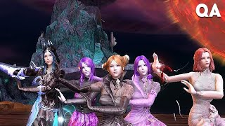 "[Aion Dance/Music Video] - For fans of ""Story about two sisters"".HD"