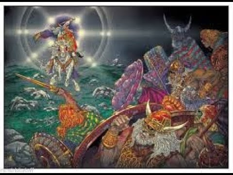 The Gaelic Gods ¦ Irish Mythology