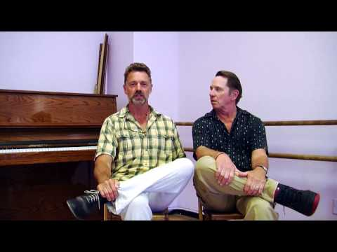 Fan Interview with Tom Wopat and John Schneider
