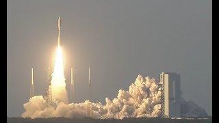 Strongest Atlas V Rocket Launches AFSPC-11 (CBAS & EAGLE)