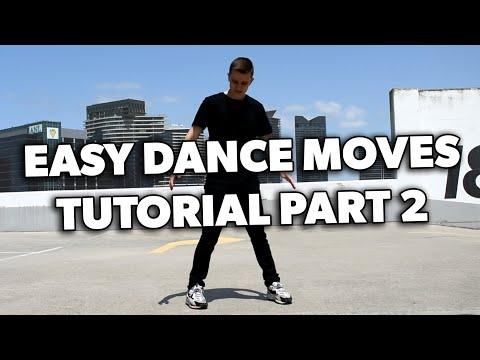 Easy Dance Moves For Beginners Part 2 (Beginner Dance Tutorial 2020)