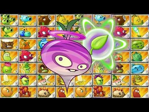 Plants vs Zombies 2 Epic Hack : Team Plants Starting Boost - Ultimate Power Up Part 6