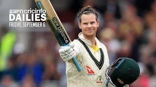 Smith scores third Ashes double-ton I Daily Cricket News