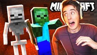 Denis Sucks At Minecraft - Episode 17