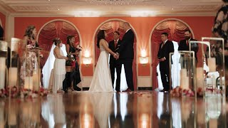 Amber & Richie Wedding Film Teaser | The Greenbrier Resort