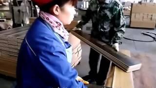 Китай: производство ламината и продажа оптом