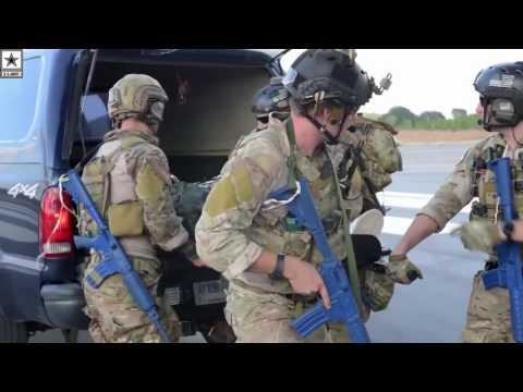 Military | Air Force Para Jumper (PJ) Training