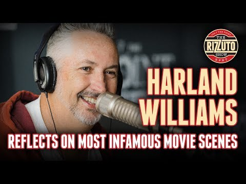 HARLAND WILLIAMS reflects on Dumb & Dumber, There's Something About Mary & more! [Rizzuto Show]