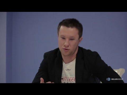 Бизнес завтрак #16 - Андрей Ванин про перcпективы рынка (в управлении 10 млрд руб)