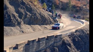 WRC 2017 - DJI Aerial Clip: Rallye Monte-Carlo
