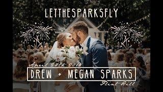 Drew + Megan Sparks | April 28th 2018 | Flint Hill