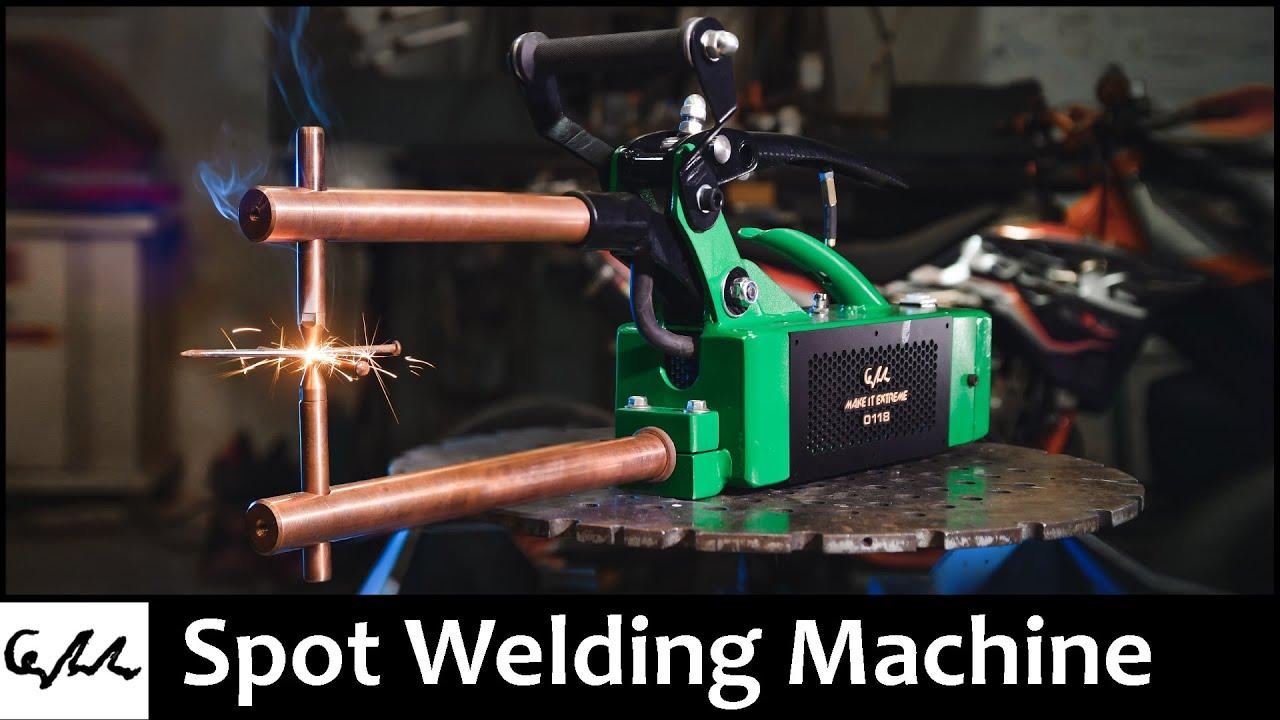 Making a Spot welding machine | @Make it Extreme