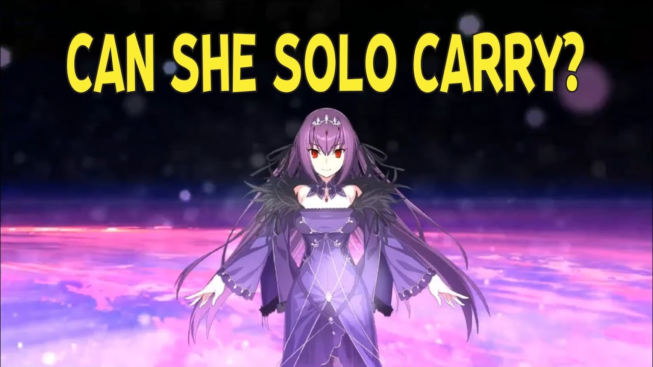 Skadi Test Day 1 : Can She Solo Carry My Team? [FGO NA]