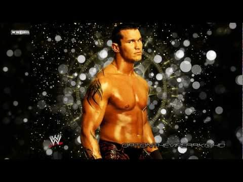 WWE: Randy Orton Old Theme Song  Burn In My Light 2nd WWE Edit CD Quality + Lyrics