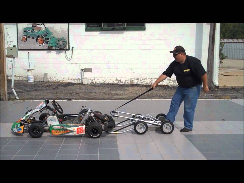 Pro Kartlift With Tag Kart Youtube