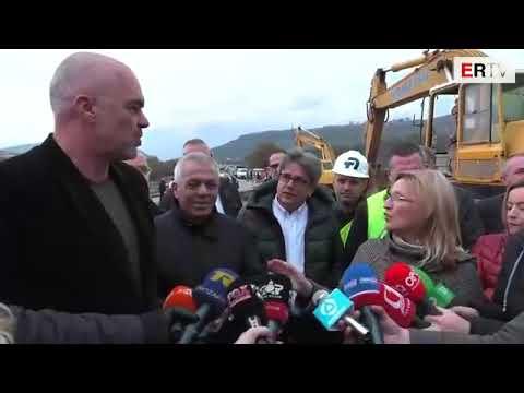 Kur u pajtuam me Voltanën..! Rama batuta me kryebashkiaken në Shkodër