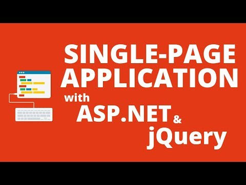 Single-Page Application with ASP.NET & jQuery Hands-On