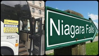 New York City To Niagara Falls By Bus 2017