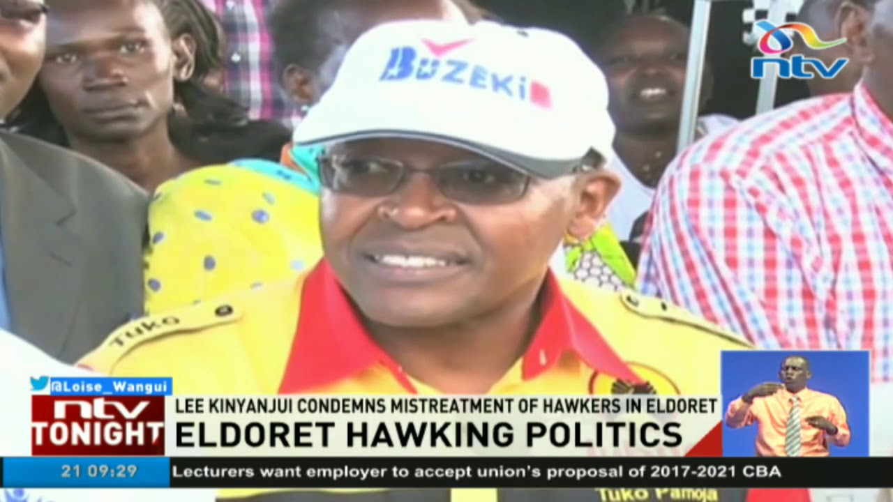 Storm brewing in Rift Valley Jubilee party after video of askaris brutalising hawkers