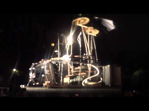 Nuit Blance 2013 Toronto - Kinetic Sound Sculpture: Music Box
