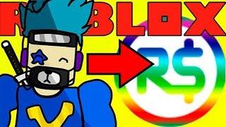 SPENDING ROBUX ON MY NEW ROBLOX AVATAR =)