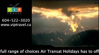 VIP Travel vacation ideas - Air Transat Holidays