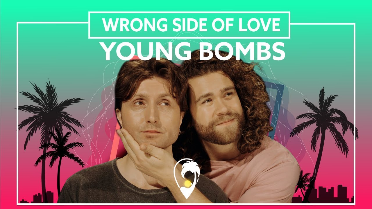 Young Bombs - Wrong Side Of Love (Ft. Darius Rucker) [Lyric Video]