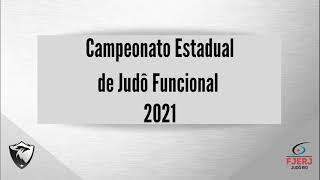 II Campeonato Estadual De Judô Funcional