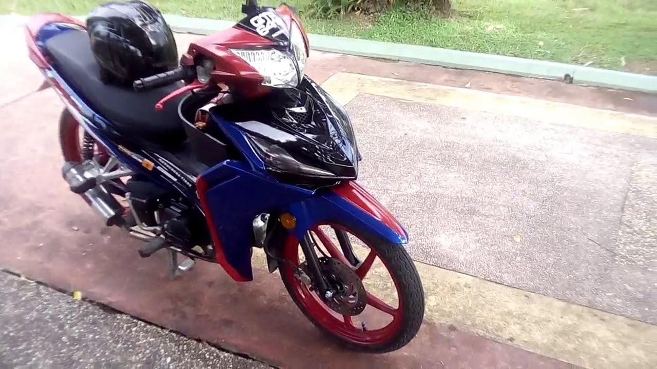 Honda dash 110 modified