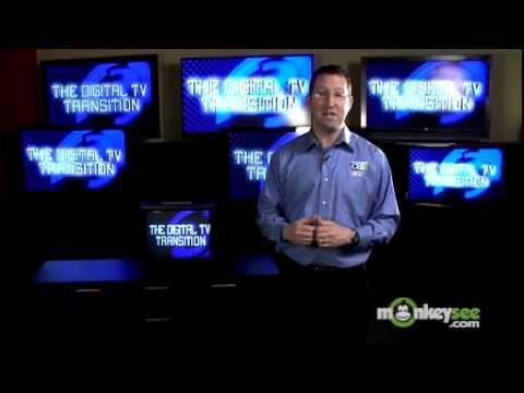 Digital TV Transition - Types of Televisions