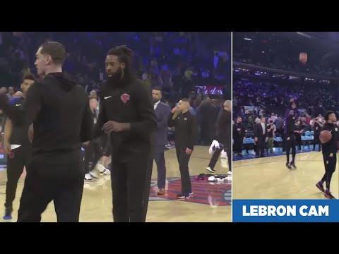(LIVE) New York Knicks | The Warmup: Knicks Vs. Lakers (3/17)