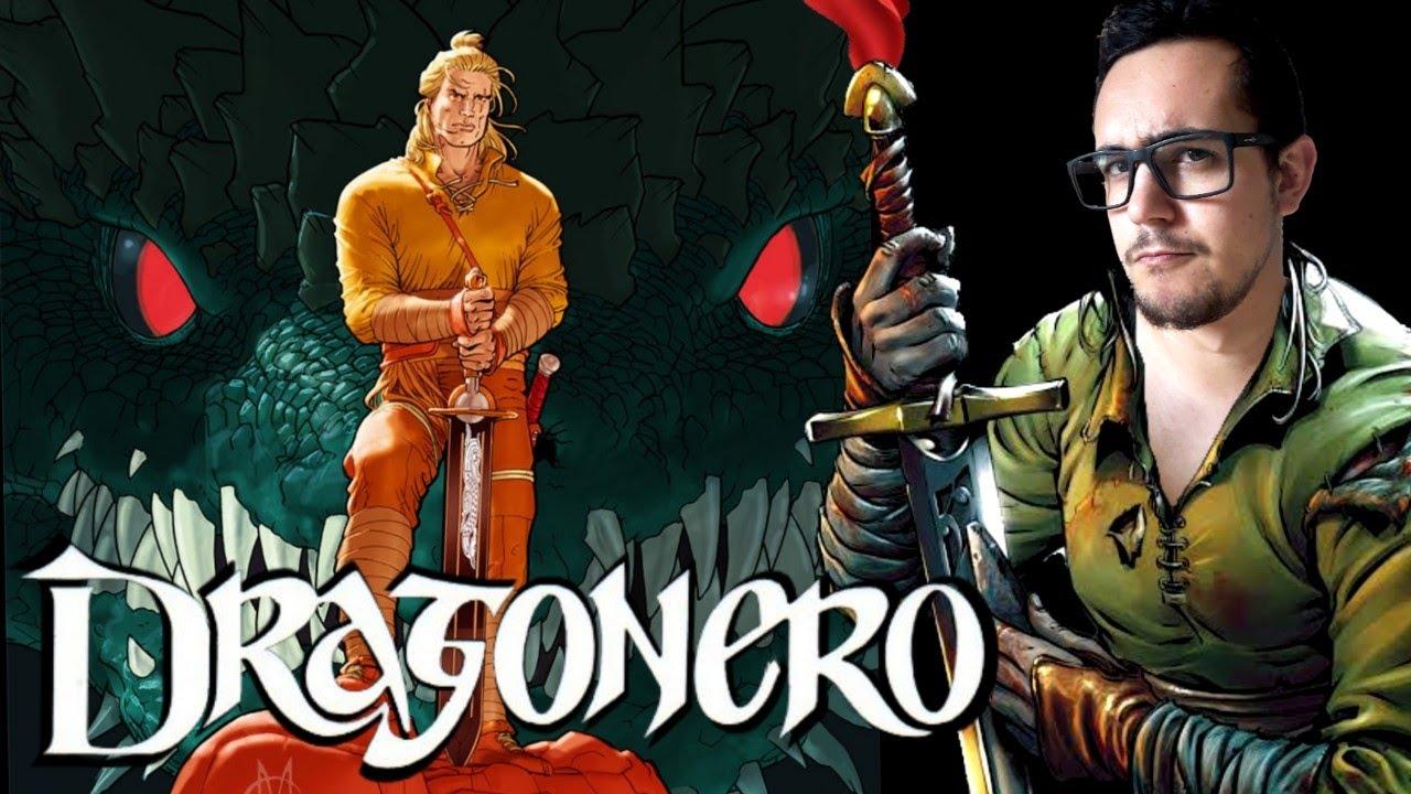 DRAGONERO - Mythos Editora