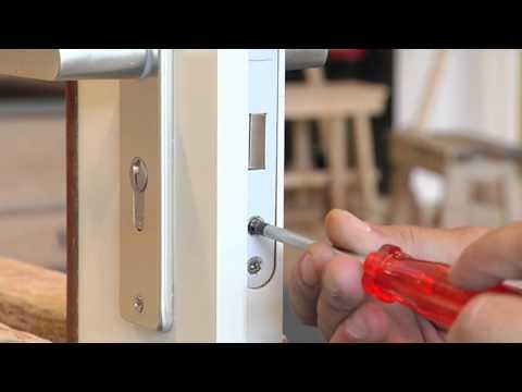 Cilinderslot Vervangen Video Tutorial Klussen Video