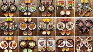癡情男每天給另一半做爆美早餐,1300天不重樣!