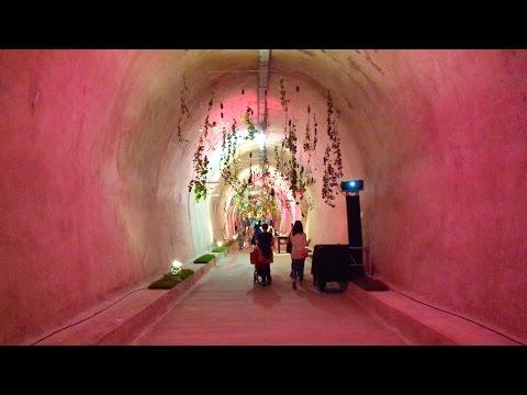FLOWER TUNNELS | ZAGREB