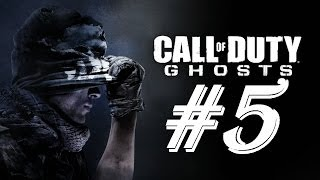 Call of Duty Ghosts 1080p HD Gameplay Walkthrough Episode 5 - Legends Never Die - Best of the Best