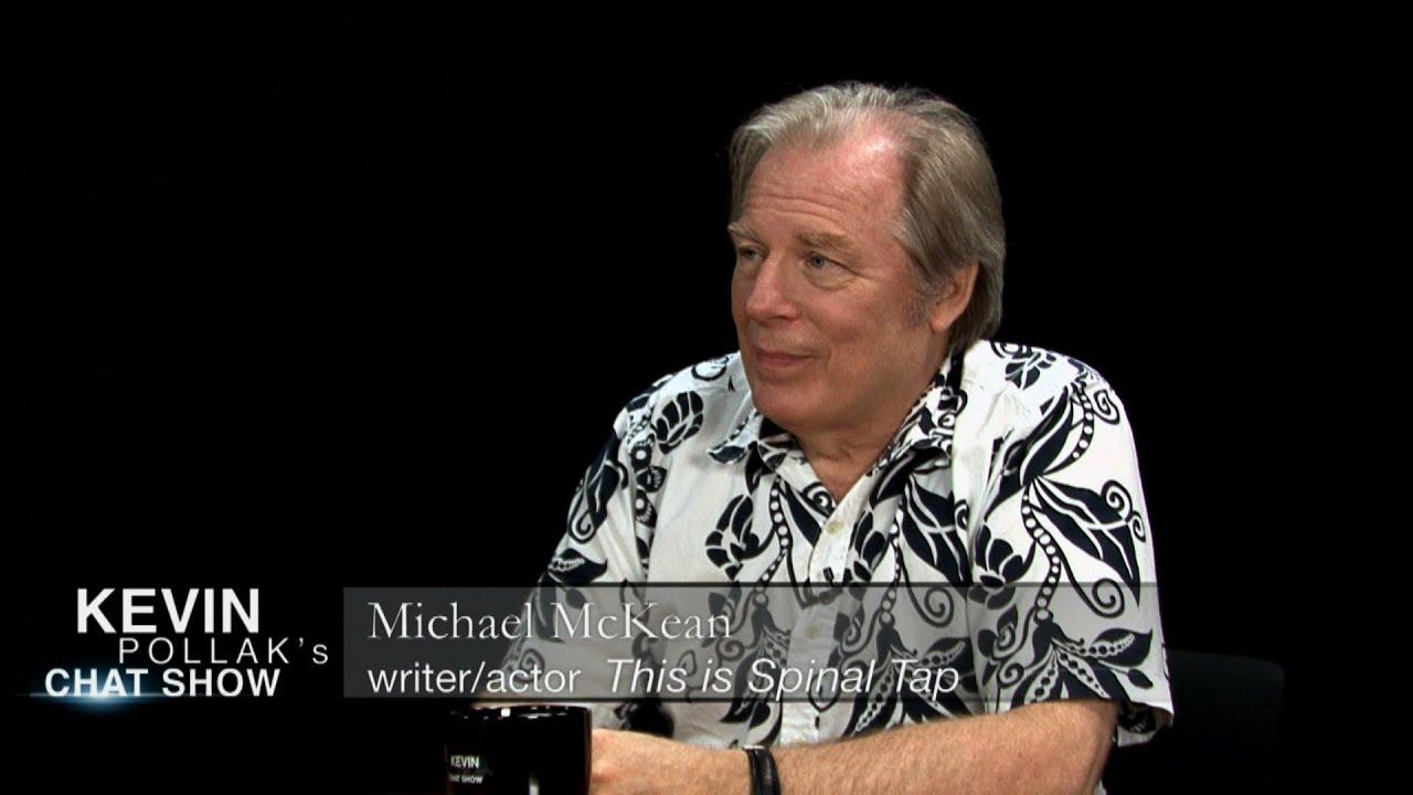 michael mckean impressions