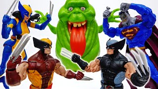 Go Wolverine Family And Stop Slimer~! X-Force Wolverine #ToyMartTV